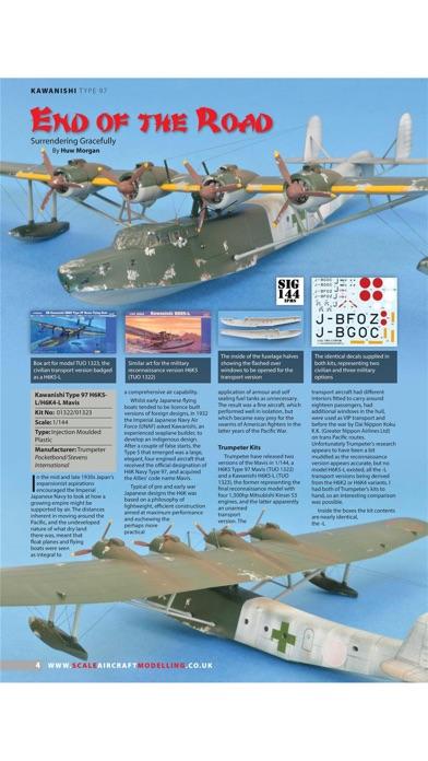 Scale Aircraft Modelling screenshot 2