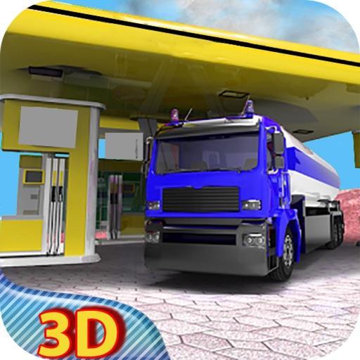 Uphill Oil Cargo Transport