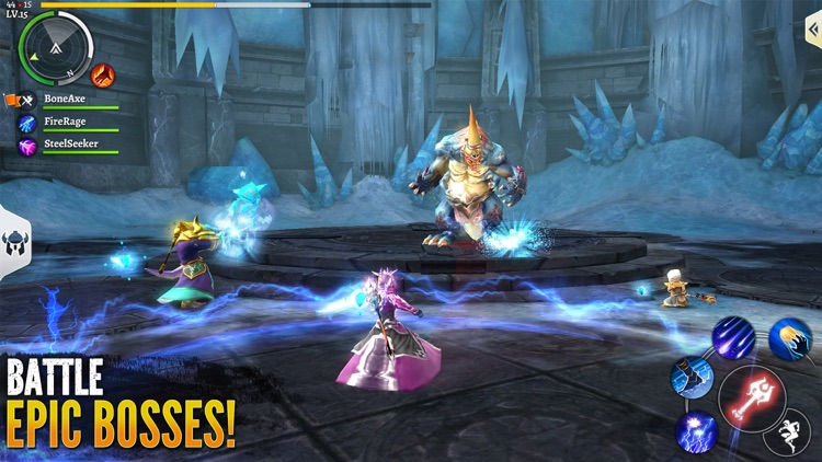 Order & Chaos 2-Fantasy MMORPG screenshot-1