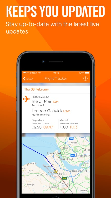 easyJet: Travel App screenshot-4