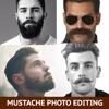 Mustache Photo Creator Booth