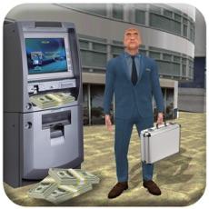 Activities of Bank Money Security Van