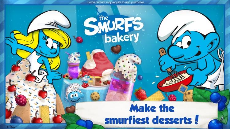 The Smurfs Bakery screenshot-0