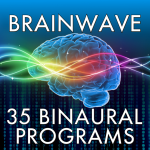 BrainWave: 35 Binaural Series™ app