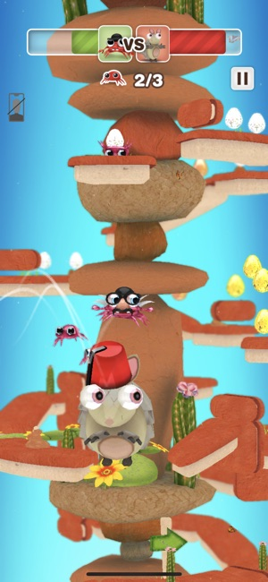 Mr. Crab Screenshot