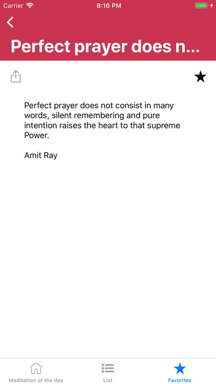 Meditation of the day screenshot-5