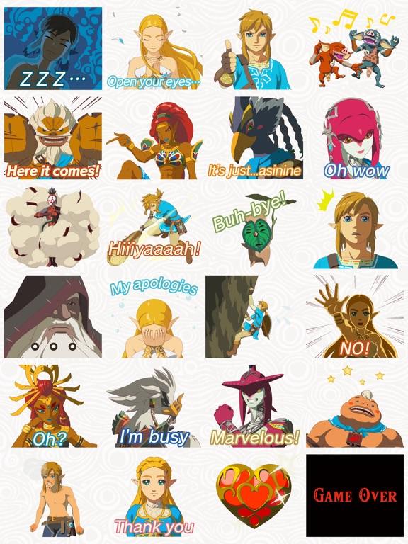 Zelda: Breath of the Wild screenshot 4