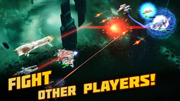 Star Conflict Heroes screenshot-2