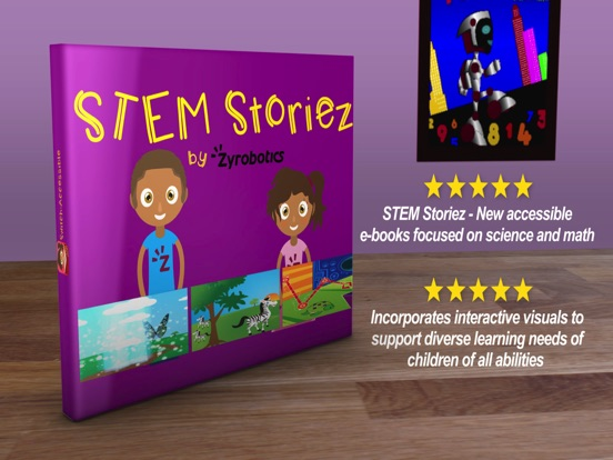 STEM Storiez-Counting Zoo EDU screenshot 9
