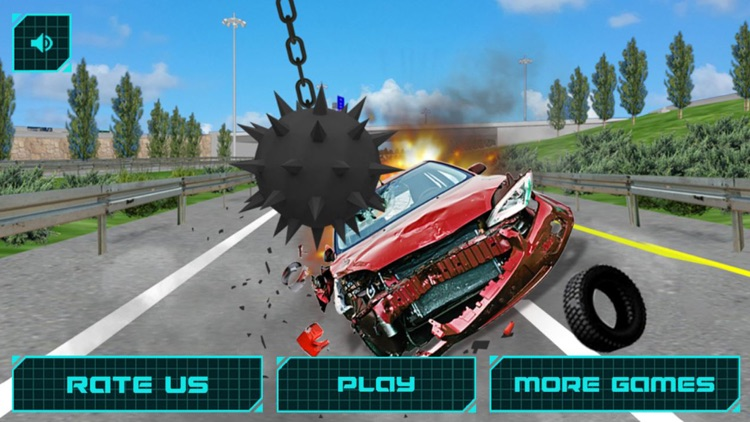 Speed Bump Crash Driver Engine screenshot-4