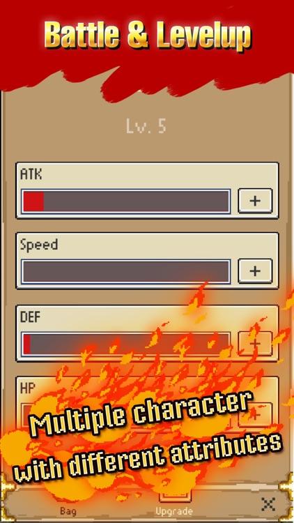 Mystery Dungeon: Roguelike RPG screenshot-4