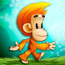 猴子偷香蕉大冒险