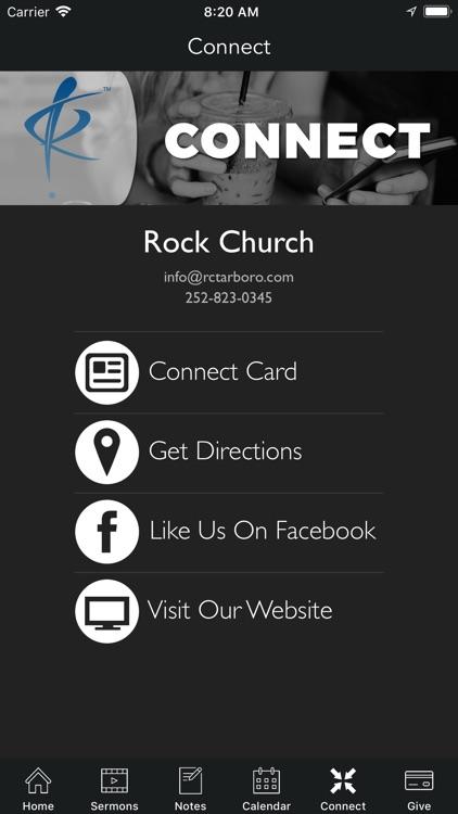 Rock Church of Tarboro screenshot-4