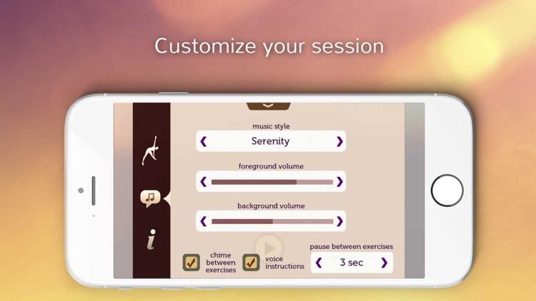 Yoga for Migraines screenshot-3