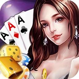 万人•炸金花-掌上欢乐炸金花三张牌扑克游戏