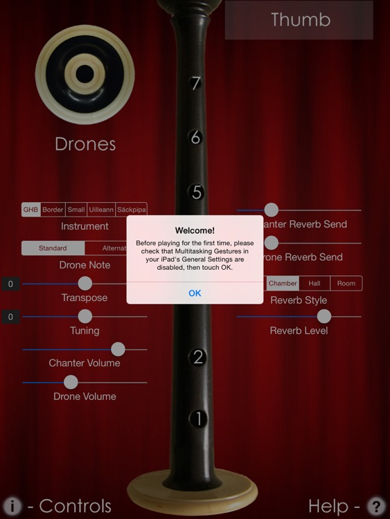 Bagpipes Pro screenshot-3
