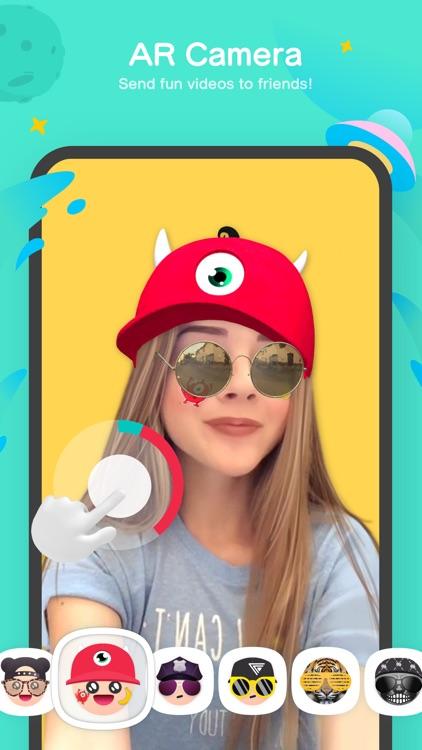 BOO! - Group Text & Video Chat screenshot-0