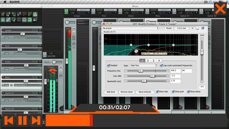 Working With Audio Course screenshot-3