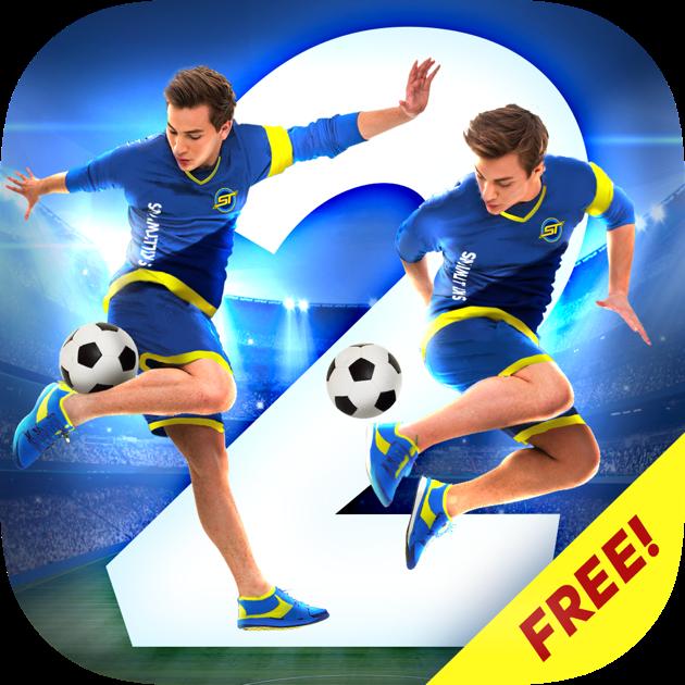 SkillTwins: Soccer Game 2 - Football Skills - Apps on ...