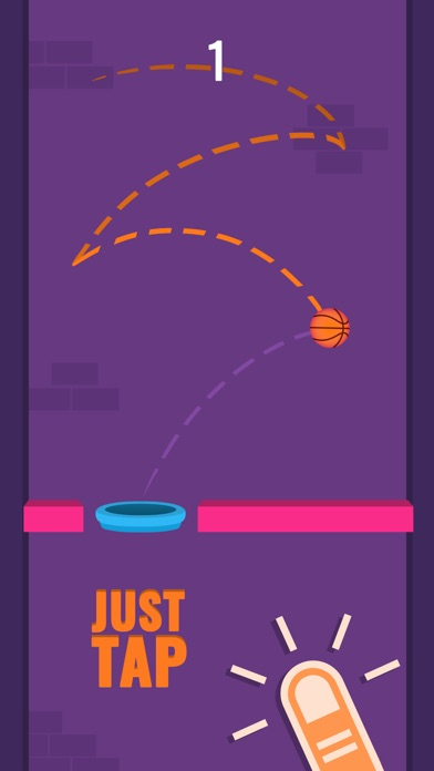 Dunk a Lot! screenshot 1