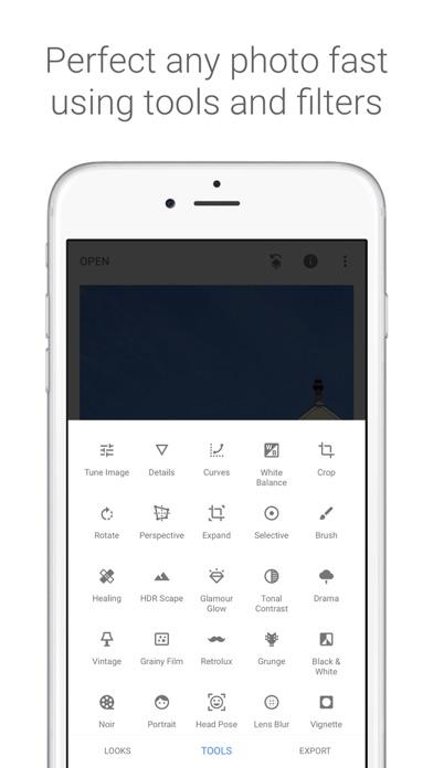 Snapseed et Photopower gratuits temporairement sur l'App Store-capture-2