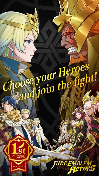 Fire Emblem Heroes screenshot-4