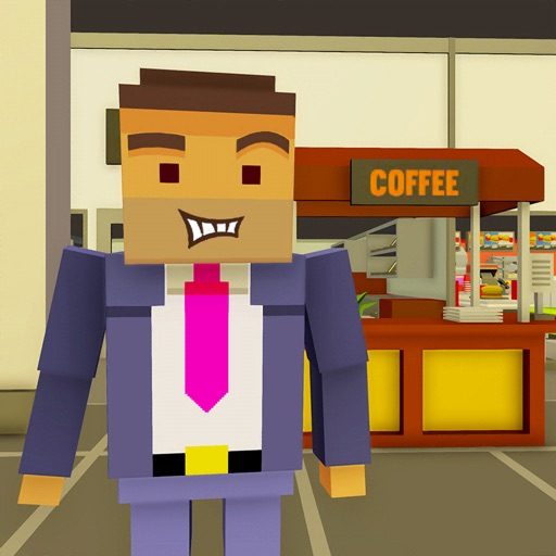 Scary Manager In Supermarket iOS App