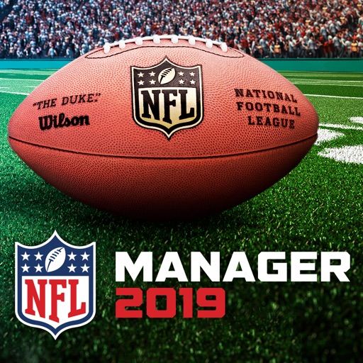 NFL Manager 2019 app for ipad