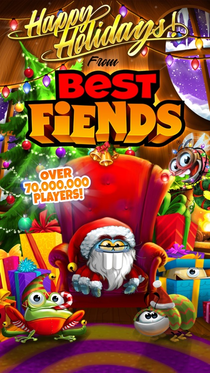 Best Fiends - Puzzle Adventure screenshot-4