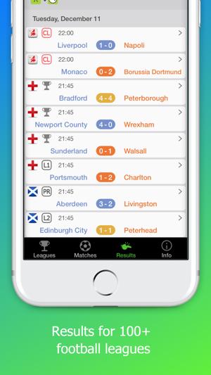 Football Data - Football Stats on the App Store