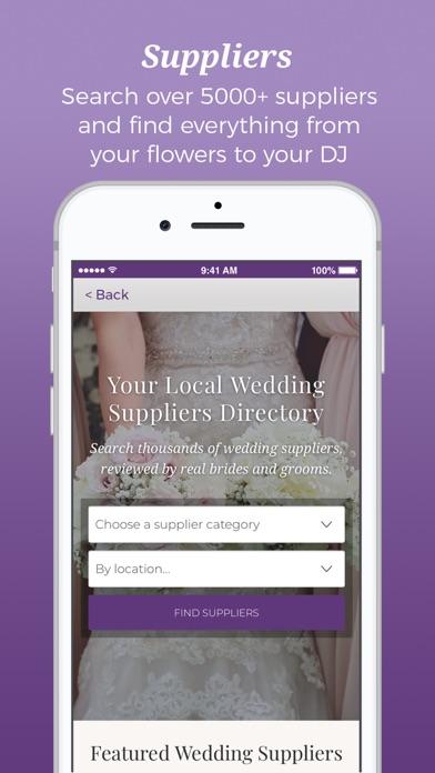 Hitched - Wedding Planner screenshot 3