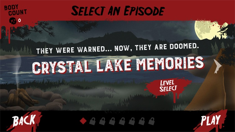 Friday the 13th: Killer Puzzle screenshot-4