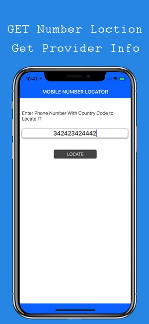Number Location Finder Limited on the App Store