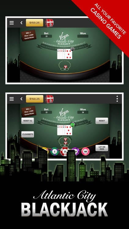 Virgin Casino screenshot-3