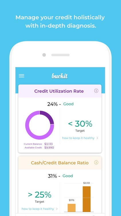 Buckit - Pay Off Debt, Smartly