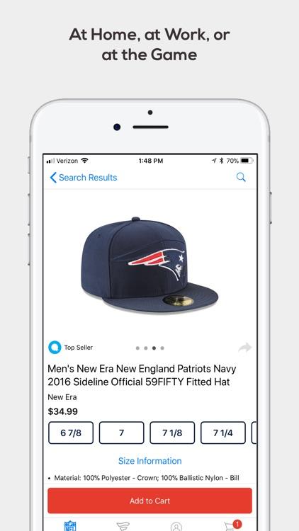 Fanatics NFL Shop screenshot-3
