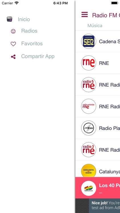 Radio FM Online screenshot-3