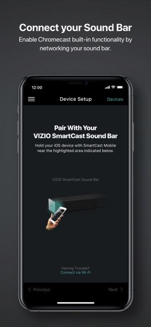 VIZIO SmartCast Mobile™ i App Store