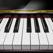 피아노 실제 - 음악 매직 게임 실행하며