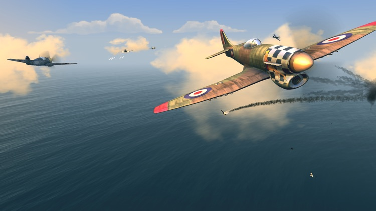 Warplanes: WW2 Dogfight screenshot-3
