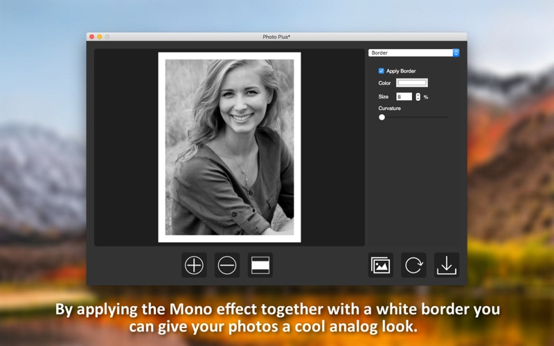 Photo Plus - Image Editor Screenshots