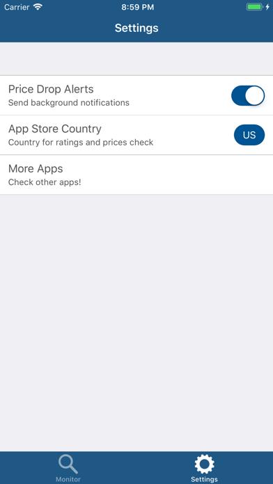 AppMon-Price Drop Detector : iPhoneアプリランキング
