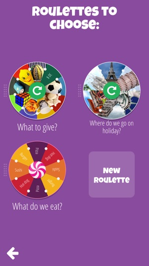 Decision Roulette You Choose On The App Store