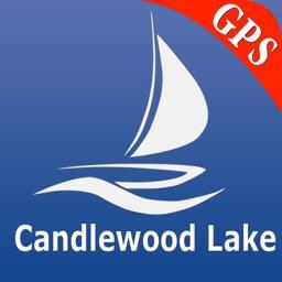 Candlewood Lake GPS Charts