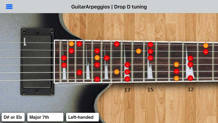 Guitar Arpeggios screenshot-3