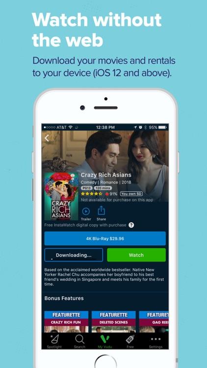 Vudu - Movies & TV screenshot-3