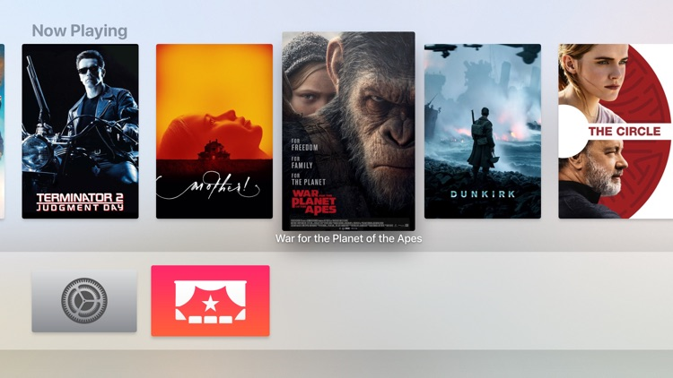 Trailers TV - for Apple TV
