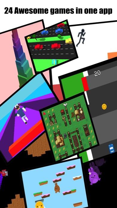 Mini Watch Games 24-in... Screenshot