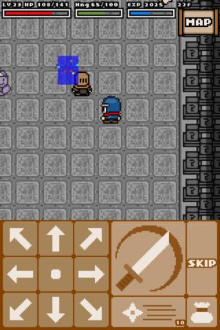 Rogue Ninja - Roguelike RPG - náhled