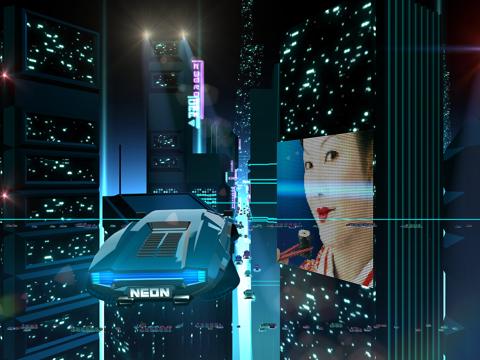 Neon Drive - '80s style arcadeのおすすめ画像3
